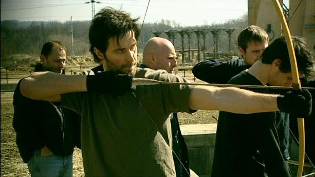 Richard Armitage at Hood Academy Source:  www.richardarmitagenet.com