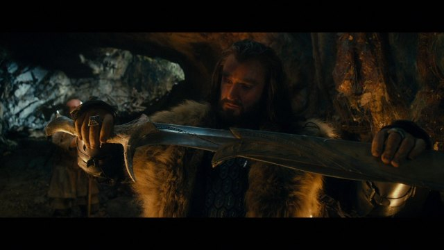 Discovery of Orcrist Screen Cap from Gallika.com via The Heirs of Durin