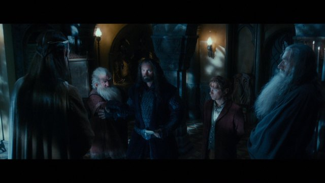 Thorin beats back hubris for the good of the quest Screen cap from Gallika.com via The Heirs of Durin