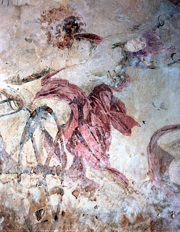 Abduction of Persephone from the Tomb of Persephone at Vergina