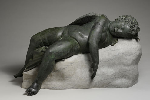 Sleeping Eros Source:  Metropolitan Museum of Art