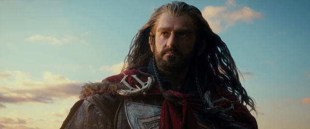 Thorin Oakenshield looking very Roman generalish in the DOS trailer. Source:  www.richardarmitagenet.com Source: