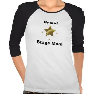 stage mom tee
