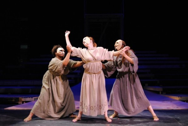 A University of South Dakota production of Medea Source