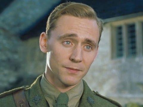 Here as Capt. James Nicholls in War Horse (my cap)