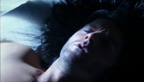 Guy of Gisborne sleeps...fitfully Robin Hood 3.6 Source
