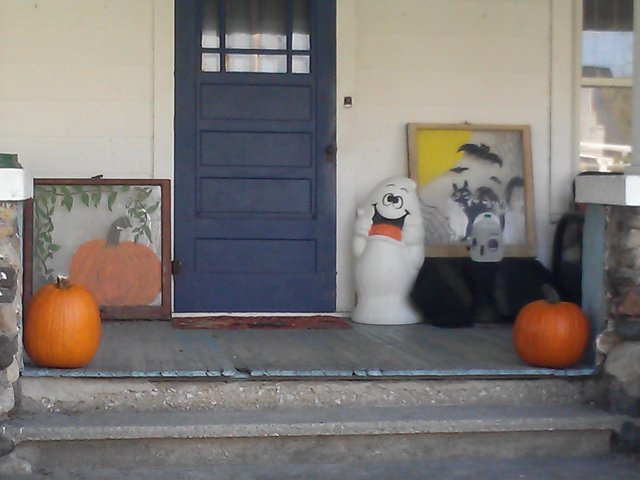 Needs more pumpkins...