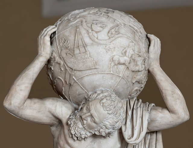 Farnese Atlas Source