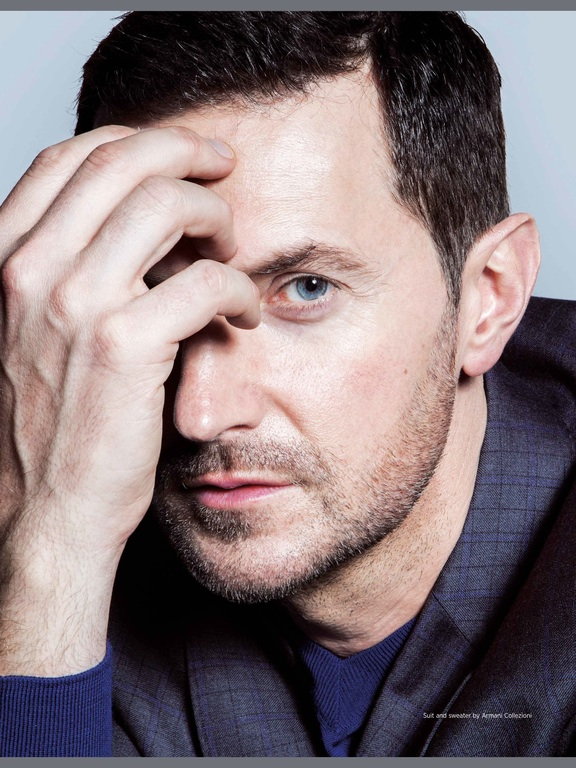Richard Armitage for Daman Mag by Mitchell Nguyen Mc Cormack Source