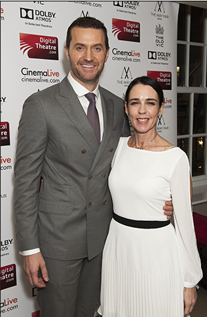 Richard Armitage and Yael Farber Source
