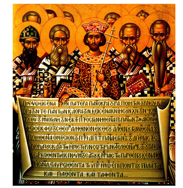 Constantine at Niceaea