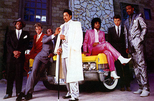 Morris Day and The Time circa 1984