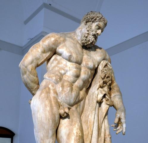 Farnese Hercules National Archaeological Museum, Naples