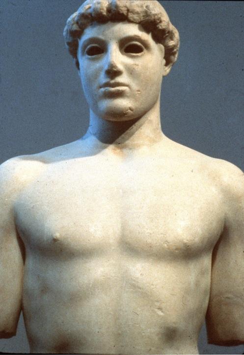 Kritios Boy Acropolis Museum - Athens