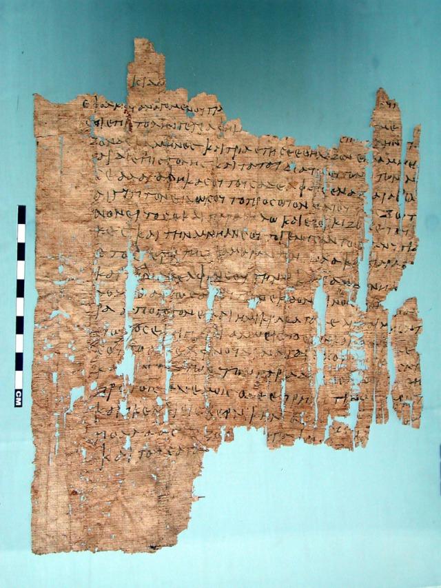 berenike papyrus