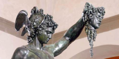 Perseus by Cellini Source