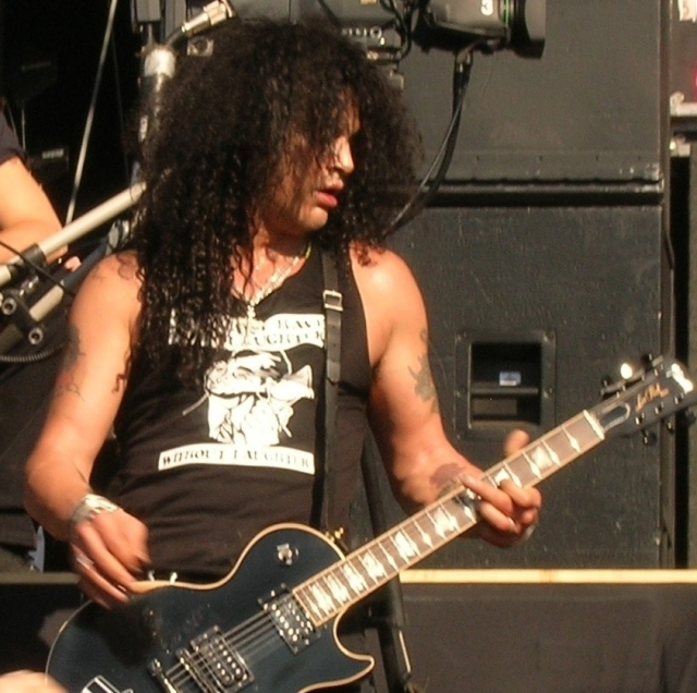 slash les paul