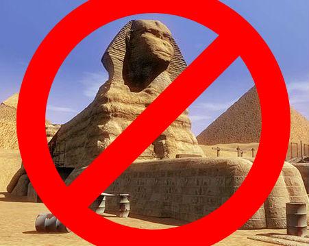 Not that sphinx...