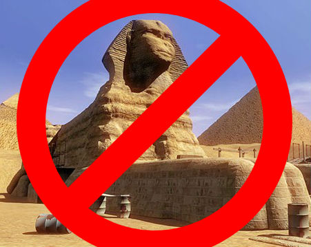 Not that sphinx...